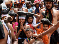 SC reserves judgment on Sabarimala temple