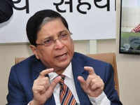 Everyone has the right to die with dignity: Chief Justice of India Dipak Misra