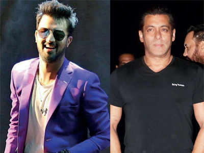 Atif to give playback for Race 3 song written by Salman Khan