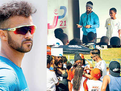 Saint JP Duminy: Four years ago I was reborn as a Christian and my spiritual journey began