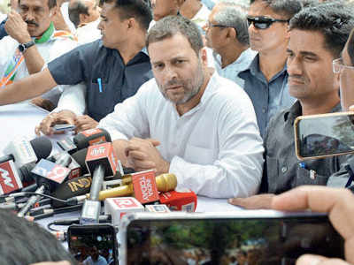 Rahul Gandhi pleads not guilty of defamation