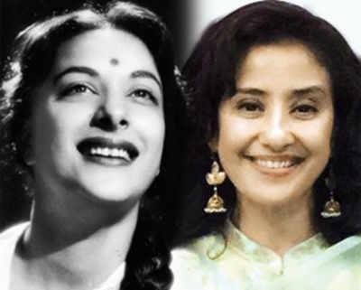 Manisha Koirala to portray mother Nargis in Sanjay Dutt biopic