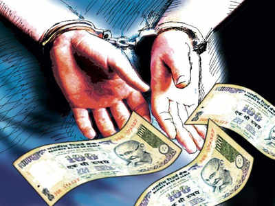 CSMT head parcel clerk suspended for taking bribes