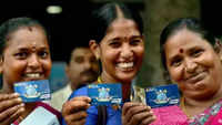 Deposits in Jan Dhan accounts cross Rs 1 lakh crore
