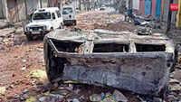 Opposition leaders meet President, raise concern over Delhi riots probe