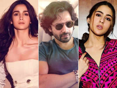 Sara Ali Khan replaces Alia Bhatt in Coolie no.1 remake