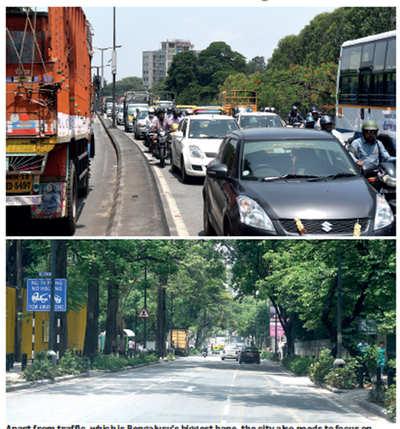 Karnataka Elections 2018: 2018: Election and the city