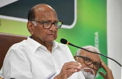 NCP chief Sharad Pawar: Shiv Sena did not seek our support