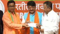 TMC MLA Manirul Islam, other leaders join BJP