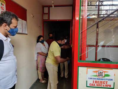 CCB conducts raids on SDPI