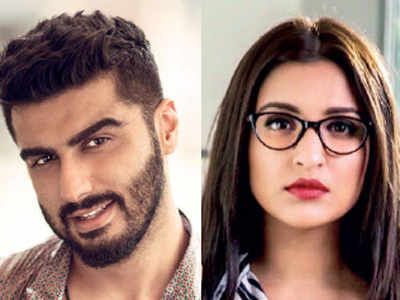 Arjun Kapoor, Parineeti Chopra's love story moves from Canada to England