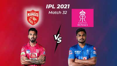 IPL Score 2021, PBKS vs RR Highlights: Rajasthan Royals beat Punjab Kings by 2 runs