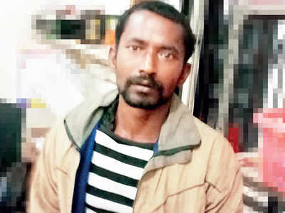 Manhole cover thief arrested in Malabar Hill, cops looking for his two accomplices