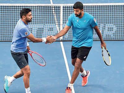 Rohan Bopanna, Divij Sharan enter Maharashtra Open final