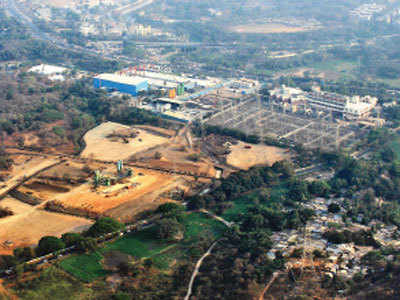 Now, MMRC wants another chunk of Aarey Colony land