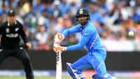 New Zealand beat India by 18 runs to enter WC final