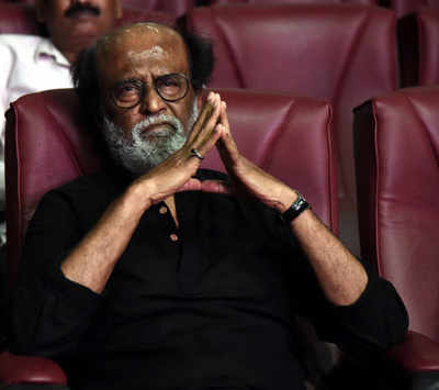 Rajinikanth cancels proposed meeting with fans