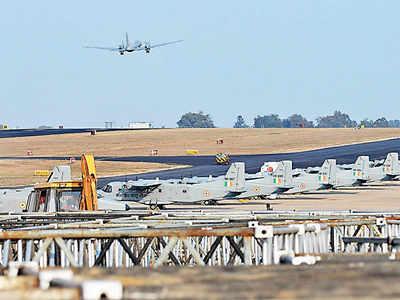 Chief  Secretary, HAL officials review Aero India prep