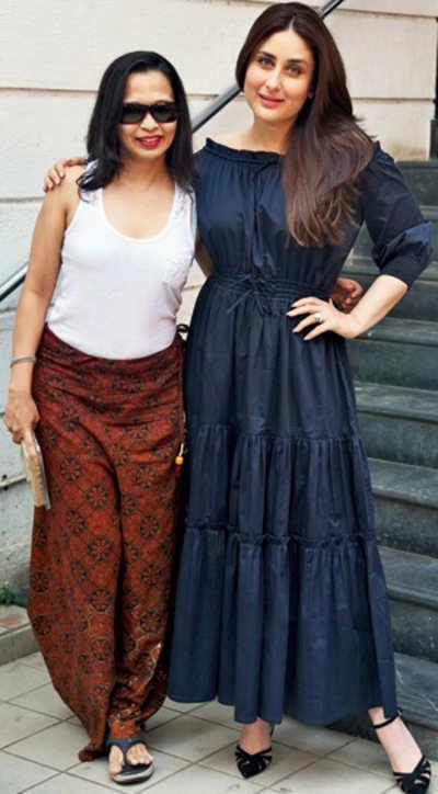 Kareena Kapoor Khan shares weight loss secrets post Taimur's birth