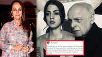 Soni Razdan calls Rhea Chakraborty 'innocent victim'