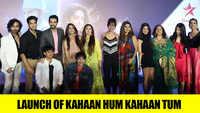 Dipika Kakar, Karan V Grover launch new show Kahaan Hum Kahaan Tum