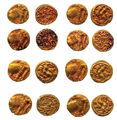 Gold coins from 7th century deciphered