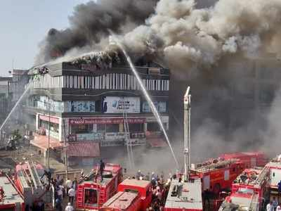 As It Happened: Fire breaks out in Surat coaching class, possible cause is an electrical short circuit, 19 dead