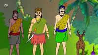 Kids Story | Nursery Rhymes & Baby Songs - 'Jungle - Panchatantra Tales' - Kids Nursery Stories In Hindi