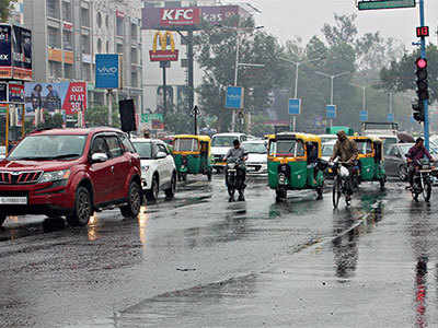 The Ockhi impact: It's the chill effect in city, wet spell for next 3 days