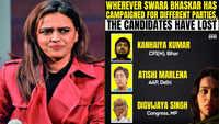 Actress Swara Bhasker's post triggers meme fest on social media