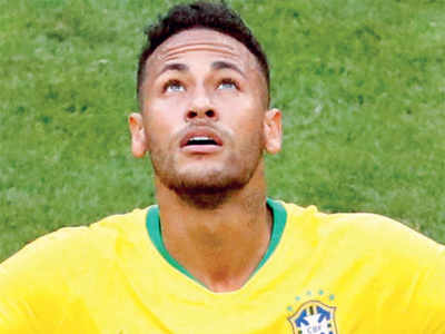 FIFA World Cup 2018: Neymar criticised for his numerous 'falls' in game against Mexico