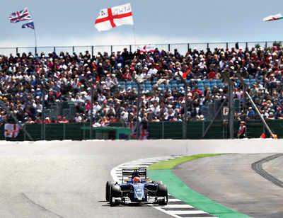 British Grand Prix future in doubt, says Ecclestone