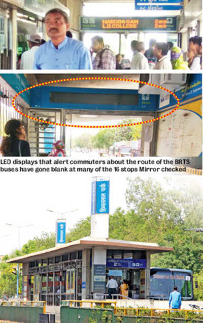 Here's why BRTS isn't smooth ride for all