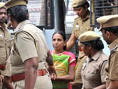 Rajiv Gandhi assassination case: Convict Nalini Sriharan out of jail on parole for 30 days