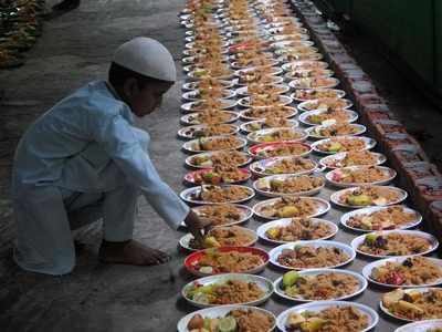 Ayodhya's Shri SitaRam temple hosts Iftar