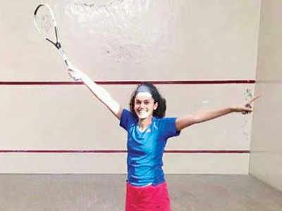 treningi squash