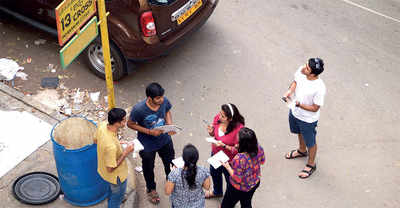 A bunch of Bengalureans are working overtime to map the city's problems