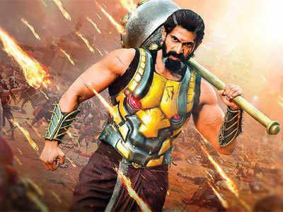 Bahubali star Rana Daggubati's talks about preparing for his character Bhallaladeva