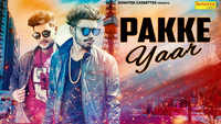 Latest Haryanvi Song 'Pakke Yaar' Sung By Sumit Goswami