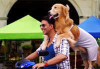Akshay Kumar says he is a big fan of pets