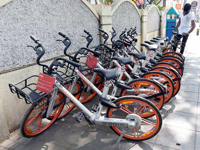 New vendor reaches out to PMC in public bicycle sharing plan