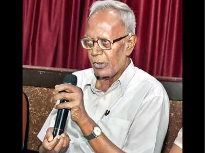 Stan Swamy seeks use of straw, sipper in Taloja jail