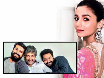 Alia Bhatt heads to Delhi to shoot for SS Rajamouli's RRR