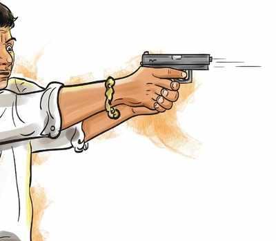 Navi Mumbai: Real estate agent injured in firing, four held