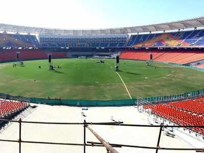 Facilities at Motera stadium give edge to Ahmedabad for India camp