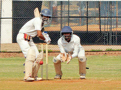 Diwan Ballubhai School Tournament: MK High School thrash Shardamandir Vinaymandir by seven wickets