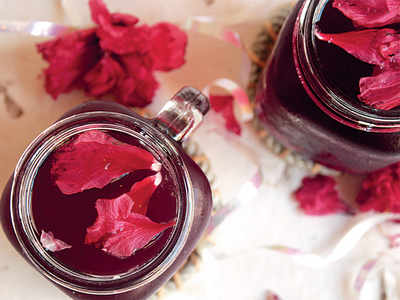 Gear up for Garba: Cooking with flowers