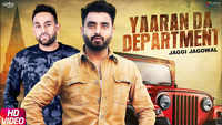 Latest Punjabi Song 'Yaaran Da Department' Sung By Jaggi Jagowal