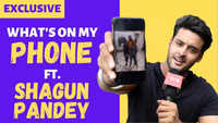 Shagun Pandey reveals What's On His Phone