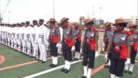 Affiliation ceremony of Assam Rifles, Indian Coast Guard held on ICGS Shaurya